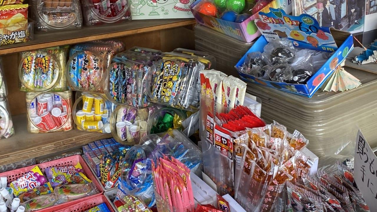 稲垣商店お菓子